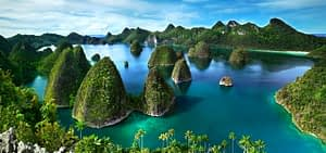 Raja Ampat Diving Spot