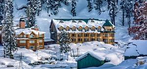 winter travel india