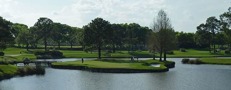Orlando Travel Destination - Grand Cypress East Course ORLANDO FLORIDA